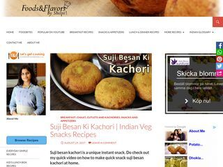 Foods And Flavors By Shilpi