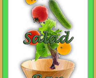 #TheSaladBar: Avocados...Avocado-Mandarin Orange Salad with Citrus-Cilantro Dressing