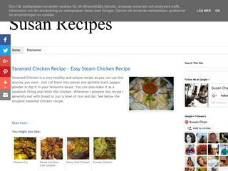 yummy susan recipes