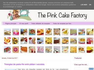 The Pink Cake Factory