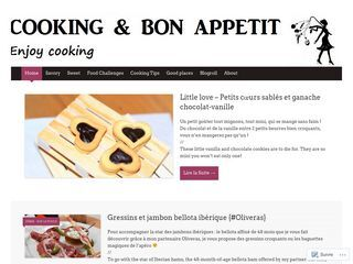Cooking & Bon Appétit! | Enjoy your time ;)