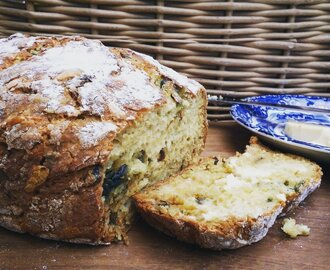 Caramelised Red Onion & Cheddar Soda Bread