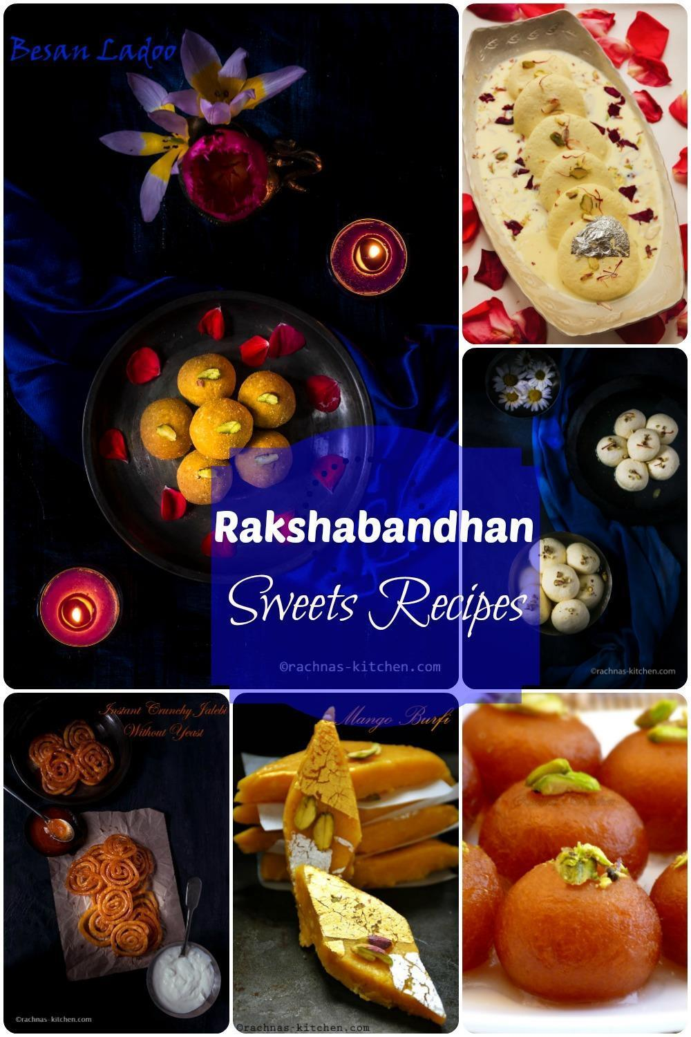 31+ Raksha bandhan recipes | Best Rakhi Recipes