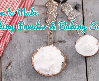 How to Make Baking Powder & Baking Soda - Gemma's Bold Baking Basics Ep 33
