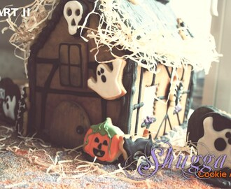 How to Make a Halloween Witch House - Part II