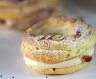 Paris-Brest with Nutella Filling Recipe
