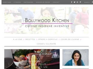 Bollywood Kitchen | La cuisine indienne inventive