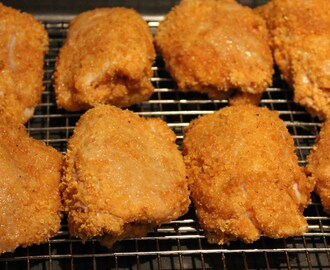 Crispy Baked Buttermilk-Brined Chicken