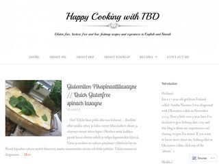 Happy Cooking With IBD