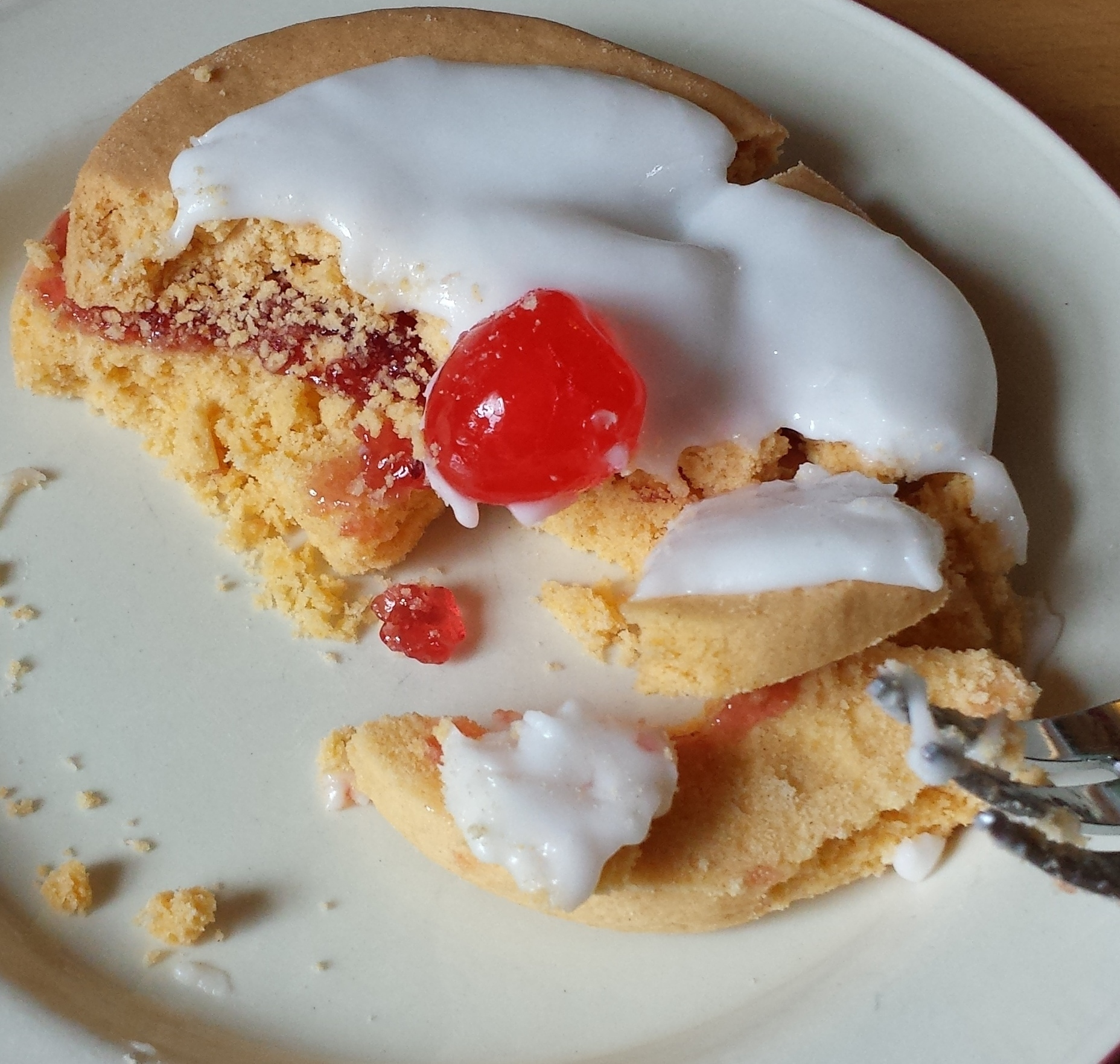 Uncovering the past with Imperial/Empire Biscuits