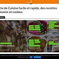 Recettes cuisine, Thermomix, Recette Cookeo