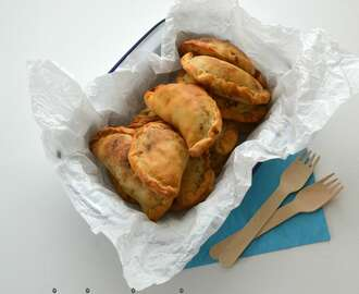 Recipe: Mini Picnic Calzones