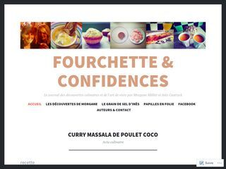 Fourchette et Confidences