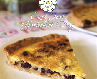 A Curd Tart For Yorkshire Day