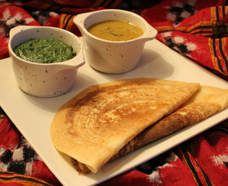 Adai Dosa / Multi Grains Crepes