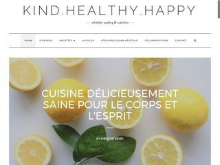 Kind.Healthy.Happy