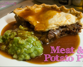 Meat & Potato Pie