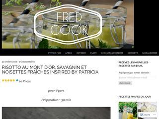 freDCook : la cuisine SO easy