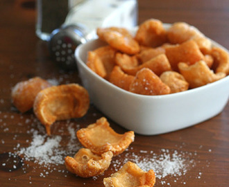 Homemade Chicharrones (Pork Rinds) – Low Carb and Gluten-Free
