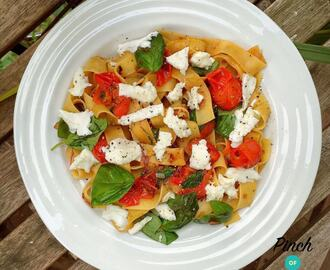 Syn Free Caprese Pasta | Slimming World