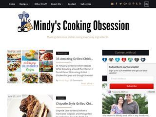 Mindy's Cooking Obsession