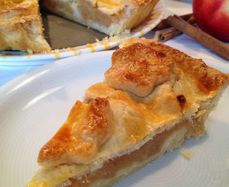 An Apple A Day ... Classic Apple Pie