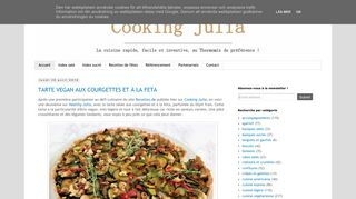 COOKING JULIA