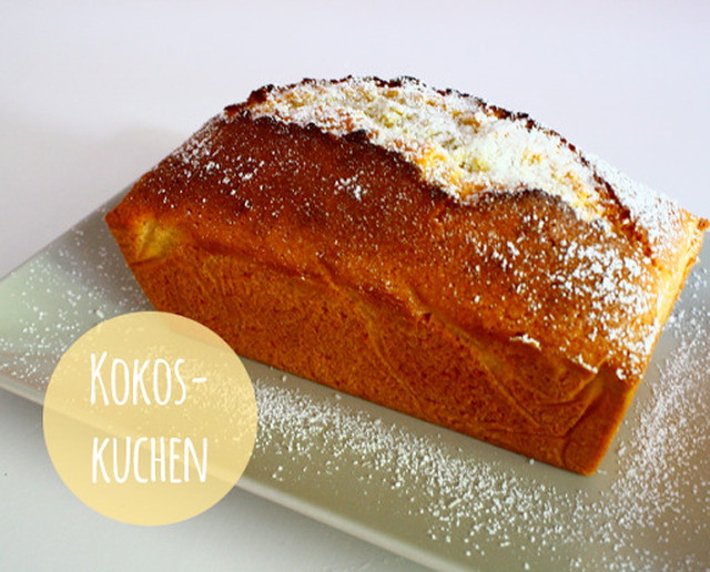 {mmmMonday} Kokoskuchen