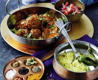 Mamta's Indian Lamb Meatball Curry | The Keema Sutra