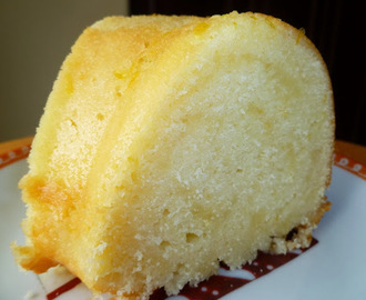 Ultimate Pound Cake