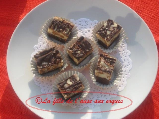 FUDGE CROQUANT DOUBLE CHOCOLAT