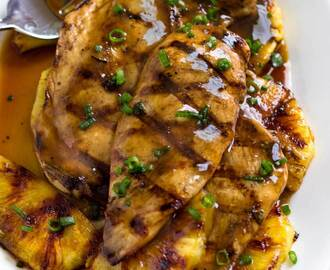Tropical Pineapple Chicken Recipe