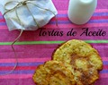 Tortas de Aceite  {Reto: Bake the World}