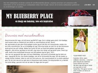 My blueberry place