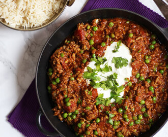 Lamb Keema Recipe – Easy Family Curry