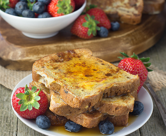 Fruity French Toast