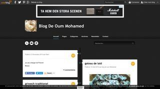 blog de oum mohamed