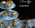 Ultimate Banoffee Cupcakes and Toffee Sauce