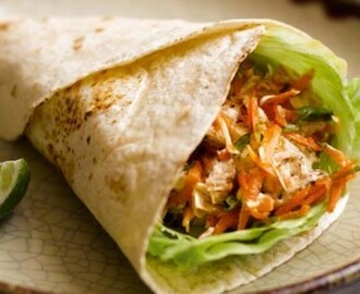 Wrap de atum light