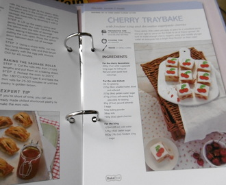 Madhouse recipe : Cherry Tray Bake