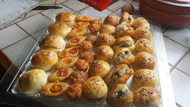BARQUETTES APERITIVES TOMATES EMMENTAL