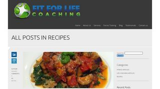 Fit For Life Coaches