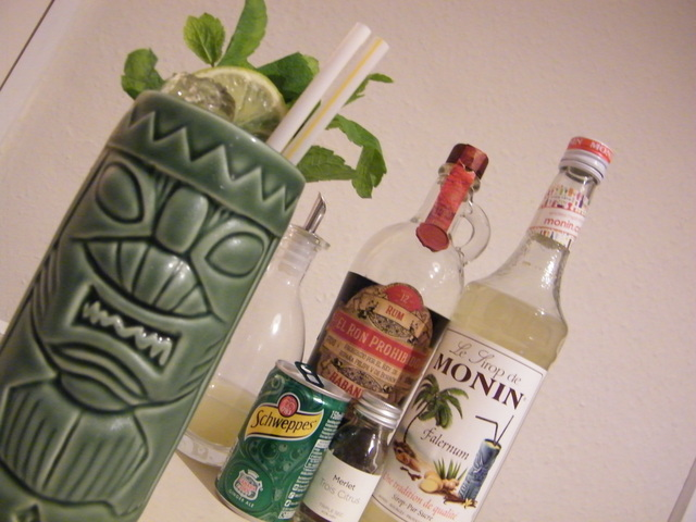 Cocktails O'clock: 6 delicious drinks that  use Monin's Falernum syrup…