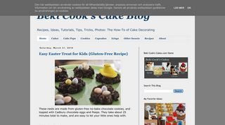Beki Cook's Cake Blog