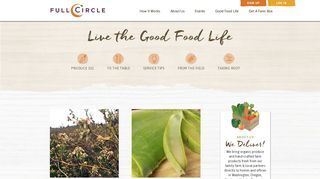 Good Food Life by Full Circle