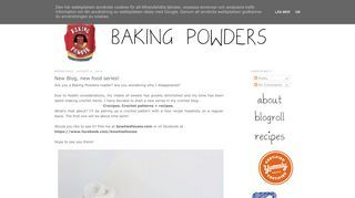 Baking Powders