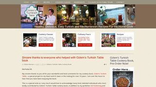 Ozlem's Turkish Table