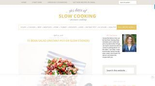 365 Days of Slow Cooking