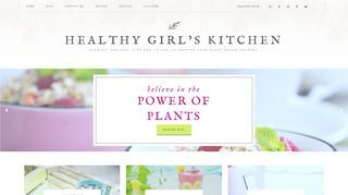 Healthy Girl's Kitchen
