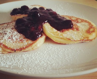 Pancakes to die for
